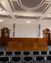 Conference facilities at Wallsend Business Centre Town Hall
