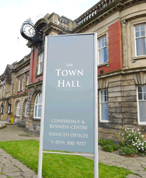 Welcome to The Town Hall