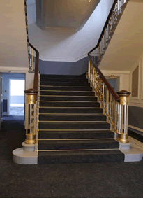 Grand Staircase at Wallsend Business Centre